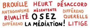 Mots de médiation